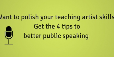 """The """"I hate public speaking"""" musicians' antidote"""