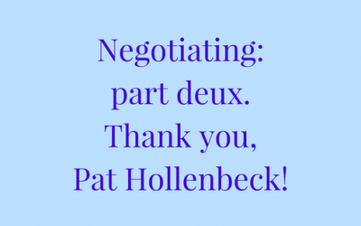 If you hate negotiating fees . . .