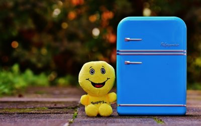 Using your fridge to improve your website?