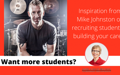 How to recruit more students