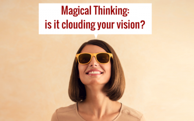 Is magical thinking to blame?