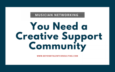 How to Find or Start Your Own Creative Community