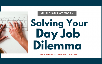 Solutions for the Day Job Dilemma