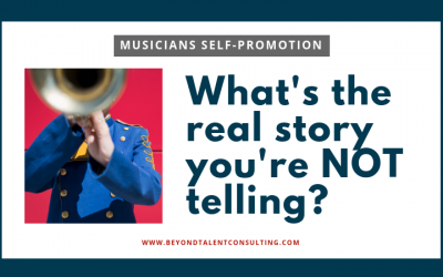 Let me tell you a story about a musician . . .