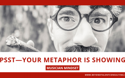 Choose your metaphor — choose your life's outcome