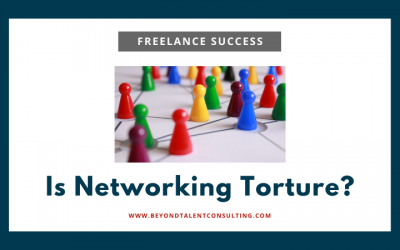 Is networking torture for you?